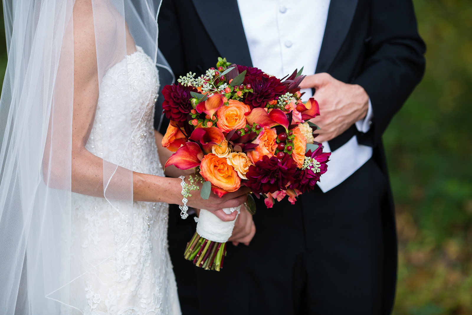 fall wedding bouquet fall weddings by perfect planning events