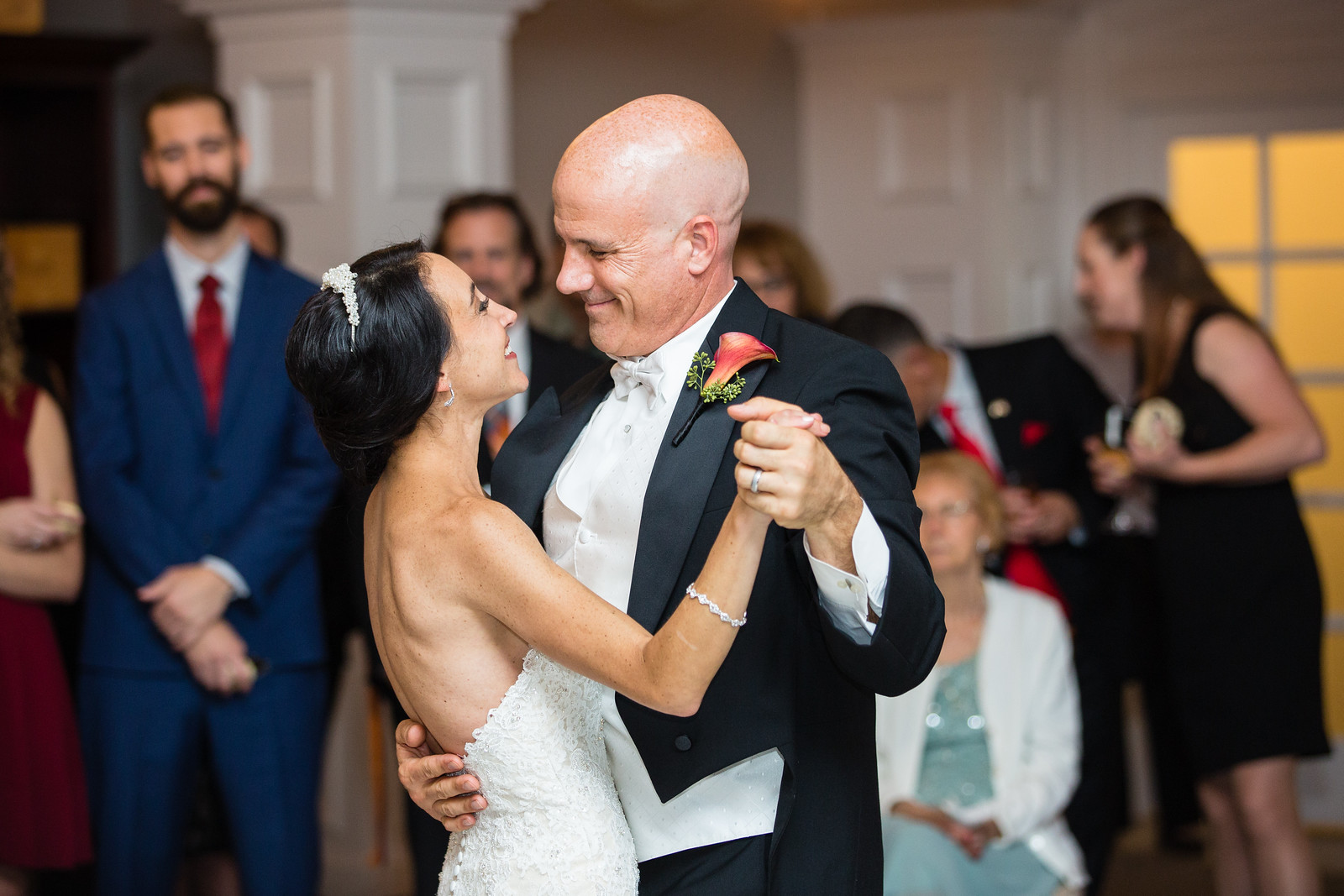 first dance bride and groom fall weddings by perfect planning events
