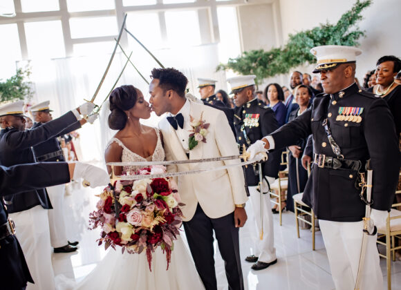 Charlyne & Richard | A Faith-Filled Wedding Celebration Honoring Heritage