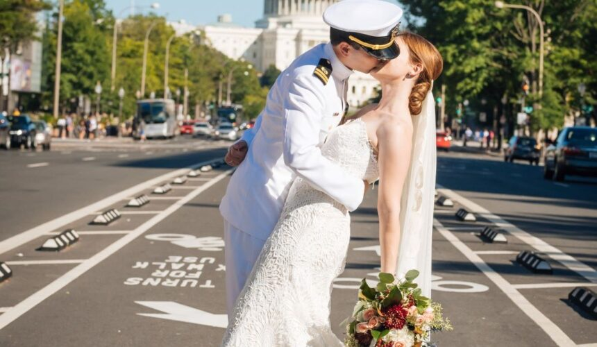 Monuments to City Streets, (14) Washington DC Photographic Locations for a Picture Perfect Wedding Day
