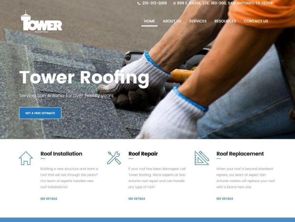 Web Design San Antonio
