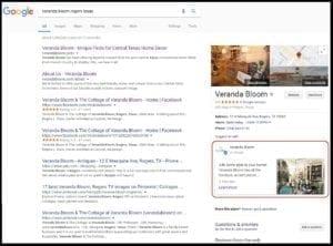 San Antonio Web SEO Marketing Google