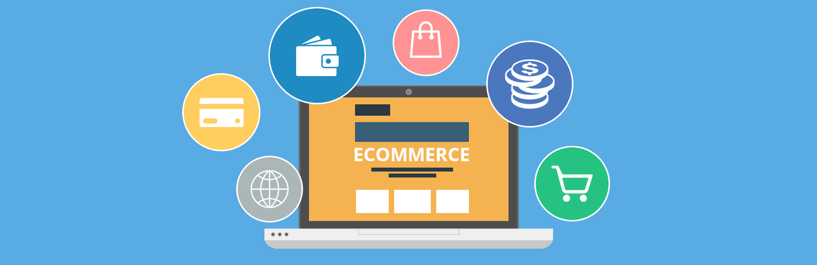 ecommerce website design san antonio