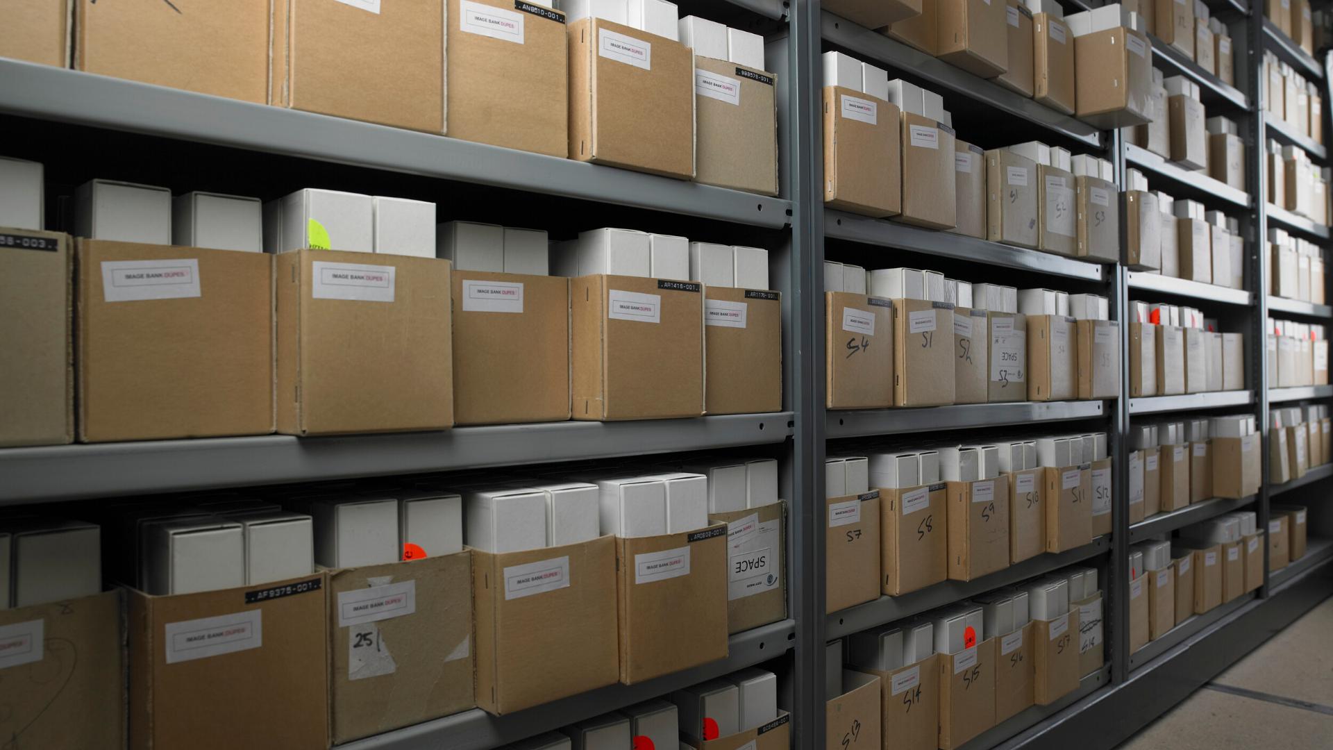 Davie FL Business Storage and Records Storage