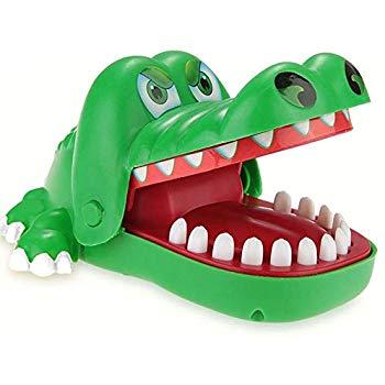 Crocodiles have thin enamel!