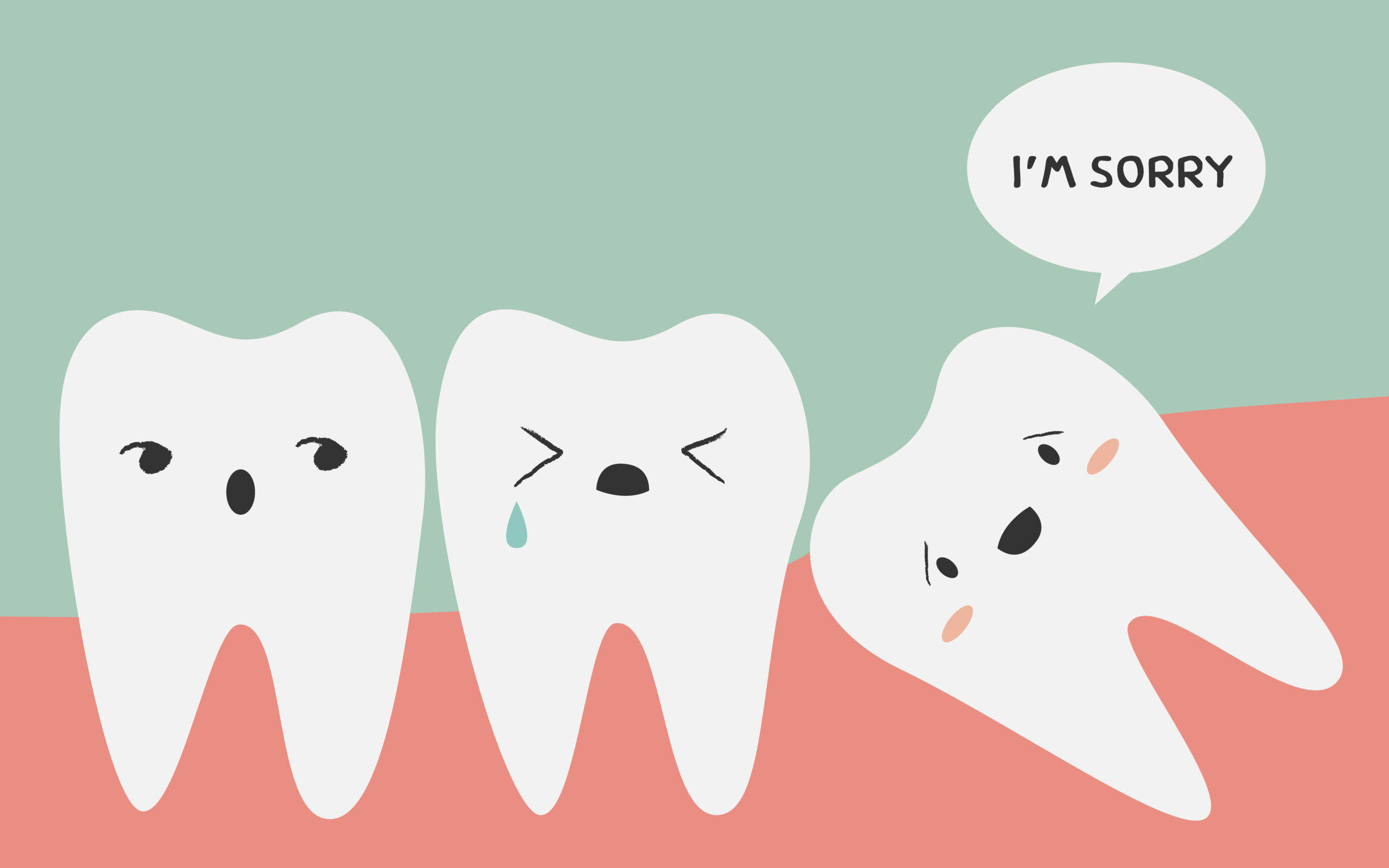 The Trouble with Wisdom Teeth
