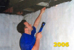 photo of Blue Beetle's founder and owner Mitch Shipman