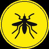 Mosquito icon - Blue Beetle