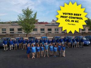 Team photo of Blue Beetle Pest Control, Kansas City, MO