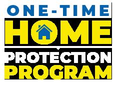 onetime-Home-Protection-Program Logo - Blue Beetle Pest Control