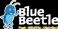 2021 Blue Beetle Pest Control Logo