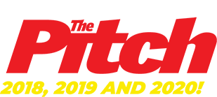 The Pitch KC Awards logo