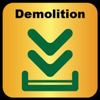RECYCLE / DEMOLITION