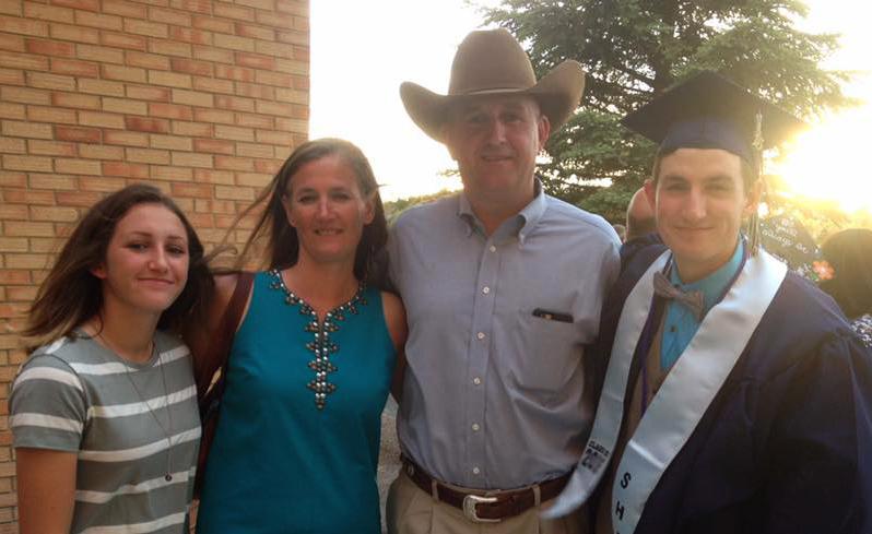 Steve Family (from GenetrustBrangus.com)