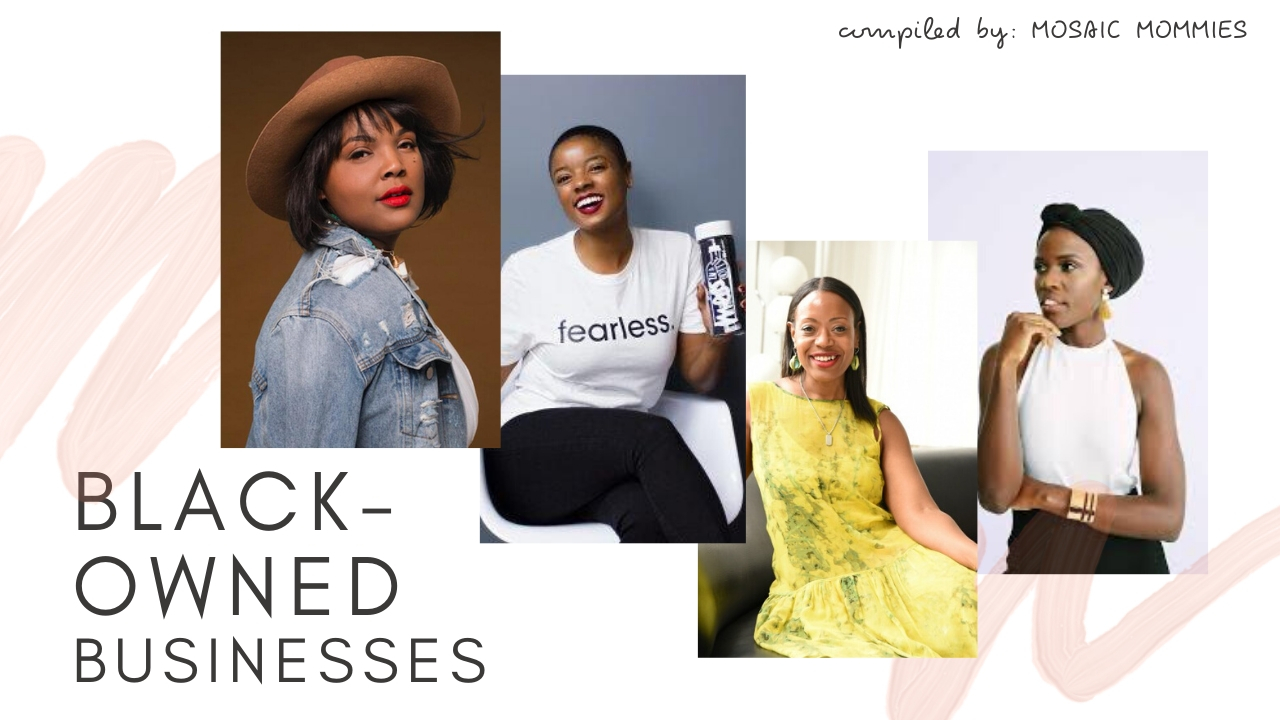 Black Owned Businesses you Should Know