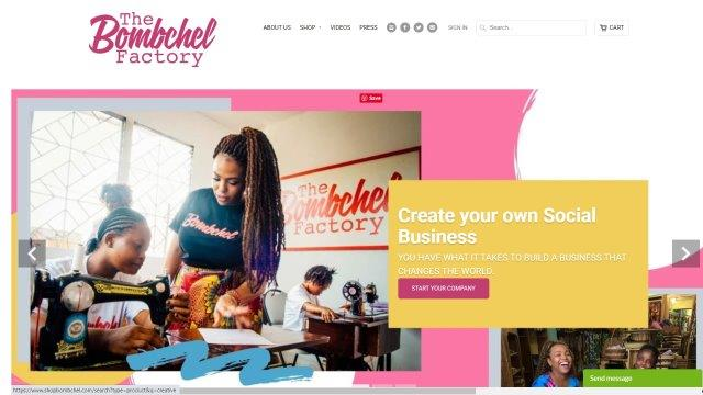 Black-Owned Business: Bombchel Factory