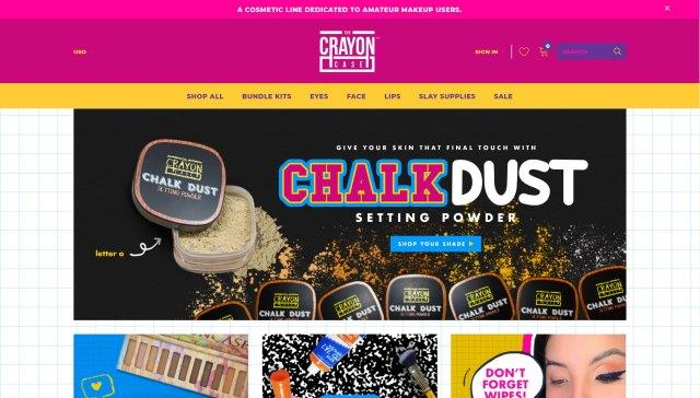 Black-Owned Business: The Crayon Case