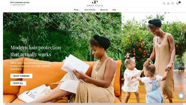 Black-Owned Business: Grace Eleyae