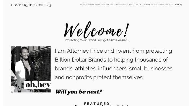 Black-Owned Business: Savvy ESQ