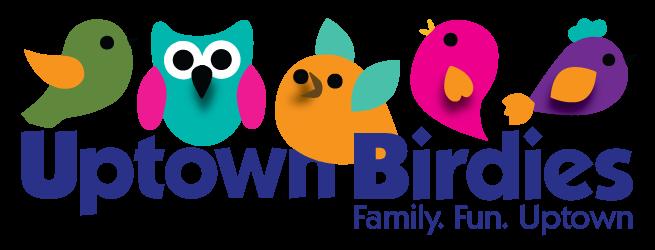 Uptown Birdies Logo