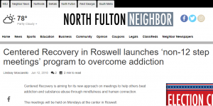 Roswell Meeting Gets Noticed