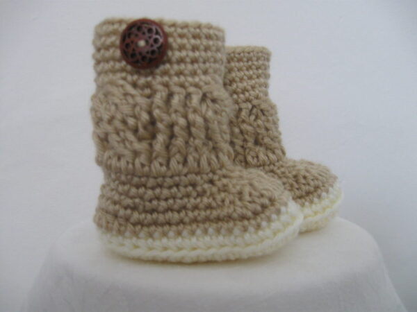 Moccasin Booties