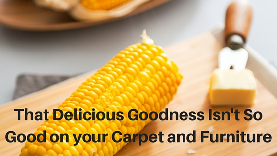 That Delicious Goodness isn't so Good for your Carpet and Furniture