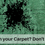 Ink on your Carpet? Don't Panic