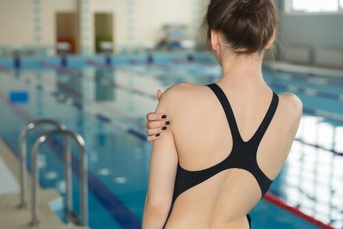 Swimmer's Shoulder Symptoms