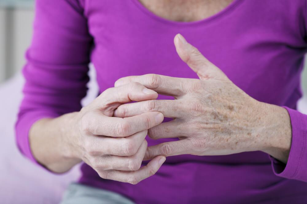 arthritis symptoms in hands