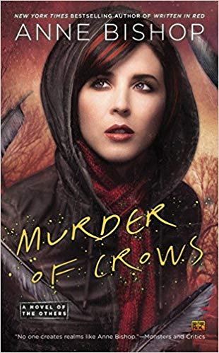Murder of Crows Book Cover