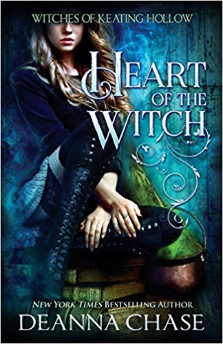 Review: Heart of the Witch by Deanna Chase