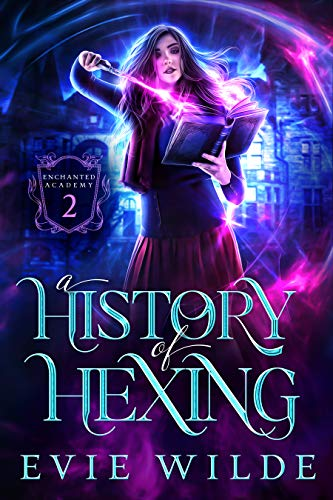 A History of Hexing by Evie Wilde Book Cover