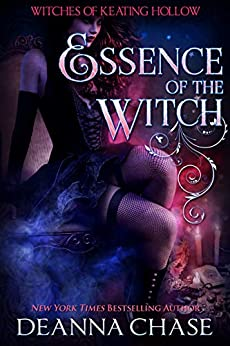 Essence of the Witch, Witches of Keating Hollow #8
