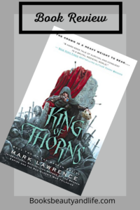 Prince of Thorns Book Cover Book Review image