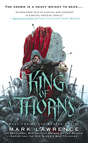 King of Throns Book Cover
