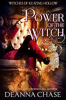 Power of the Witch, Witches of Keating Hollow #7