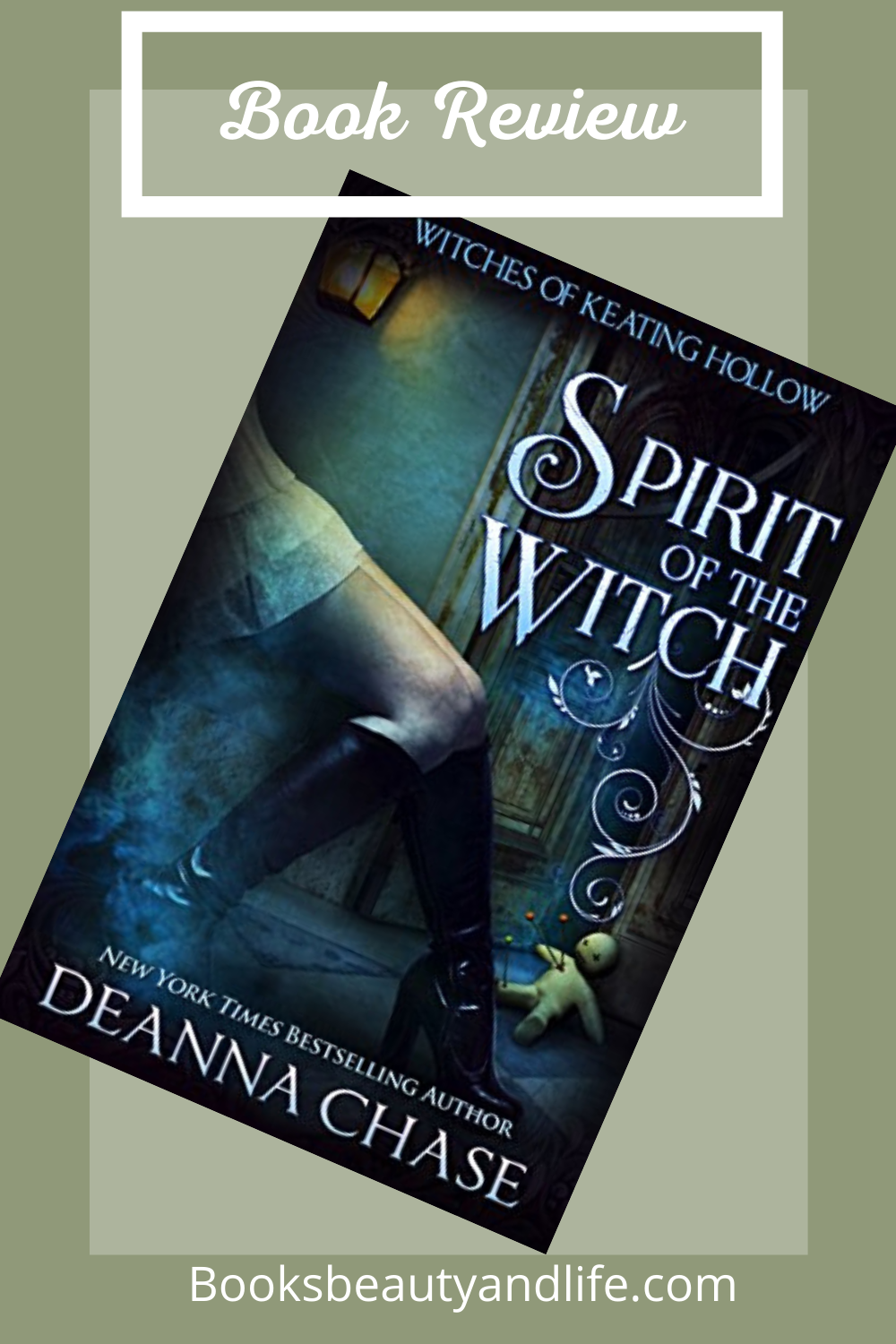 Spirit of the Witch by Deanna Chase – Review