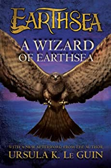A Wizard of Earthsea by Ursula K. LeGuin –  Review
