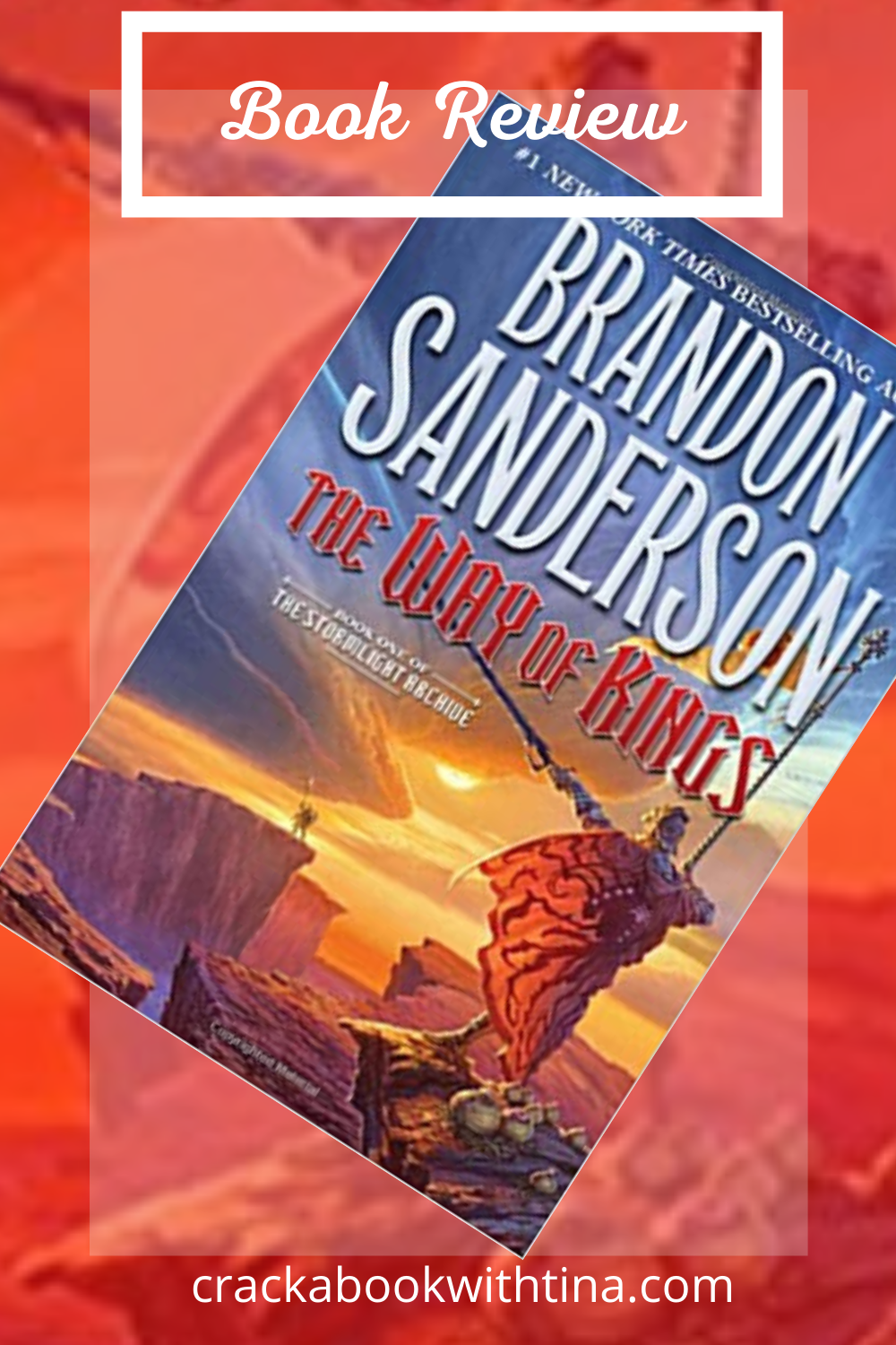 The Way of Kings by Brandon Sanderson – Book Review