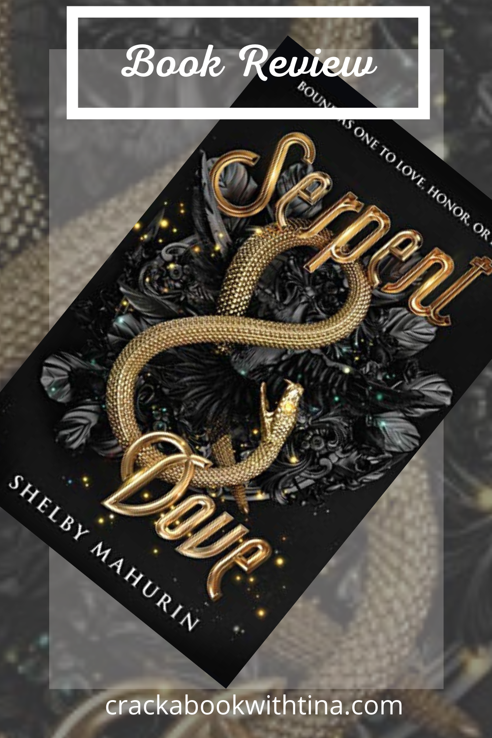 Serpent & Dove by Shelby Mahurin Review