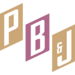 PB&J Marketing Logo