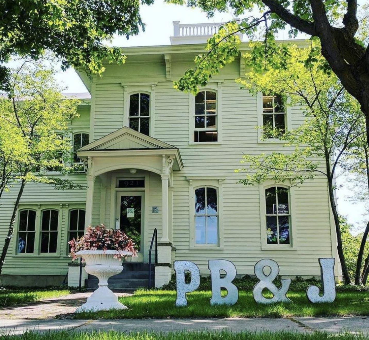PB&J Office Exterior