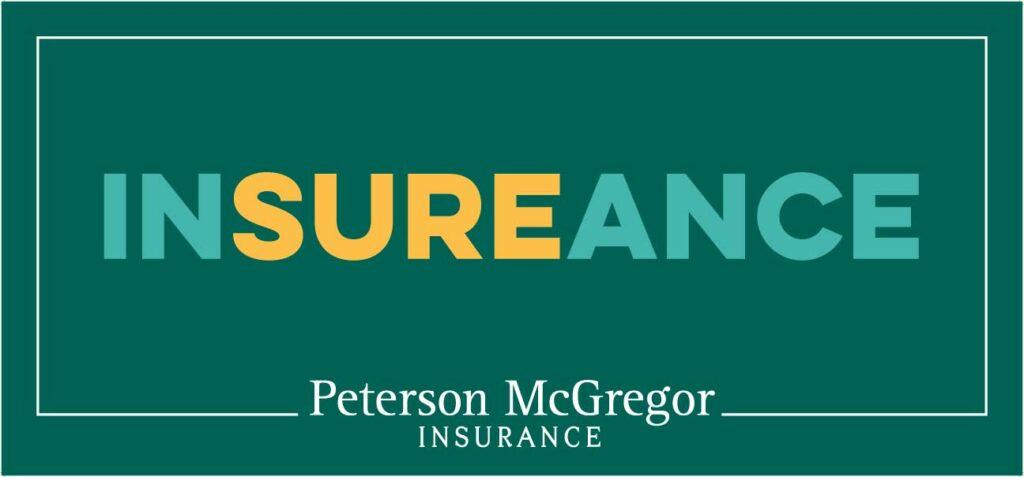 Insureance billboard text