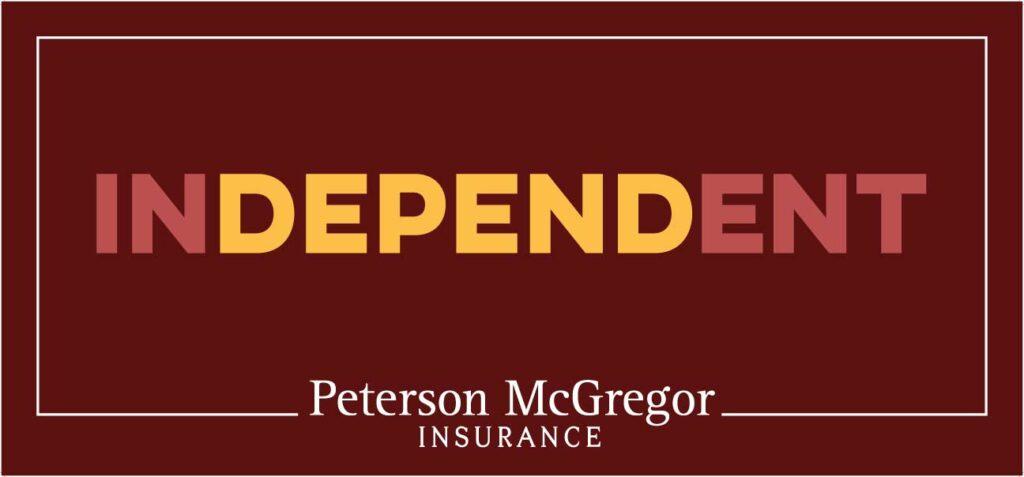 Independent billboard text