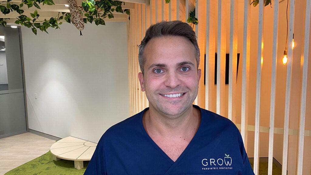 Dr Tony Cakar - Specialist Paediatric Dentist