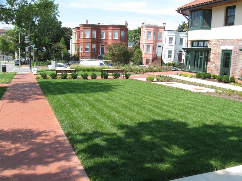 Commercial Landscaping Design Example