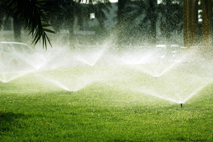 contractor for irrigation and sprinkler systems