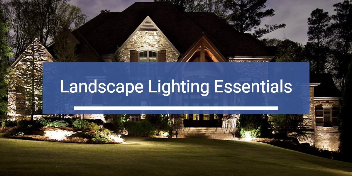 landscape lighting article header image