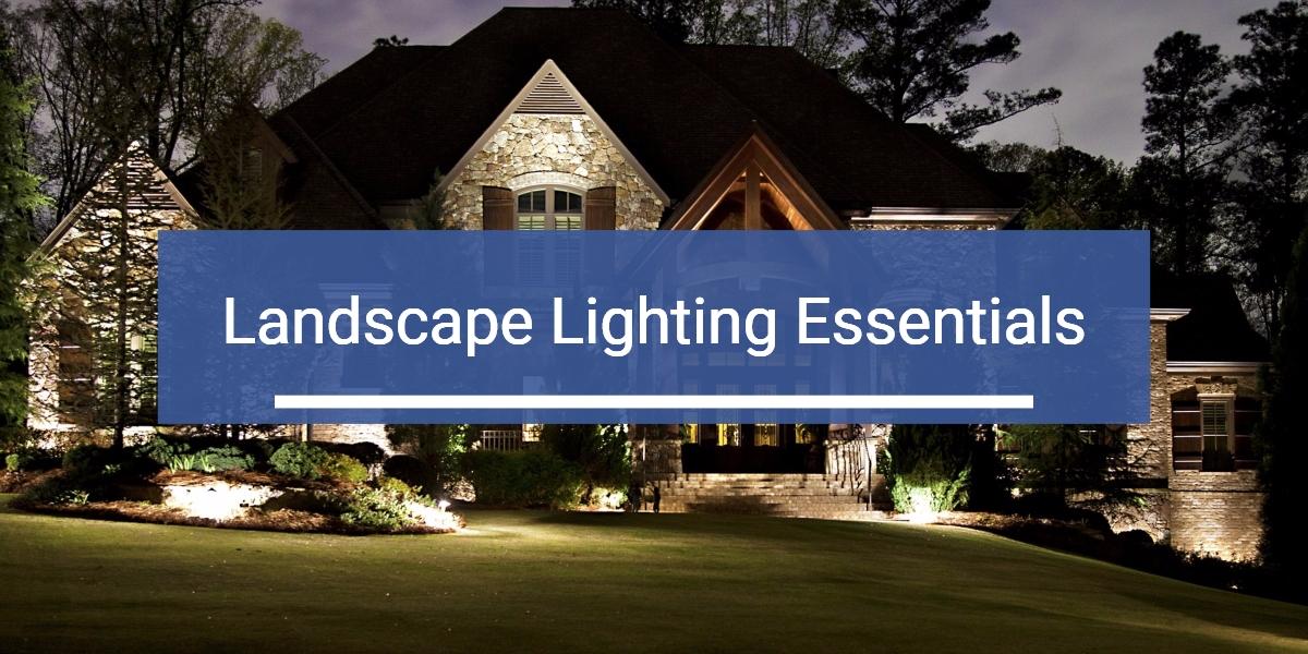 landscape lighting article header image